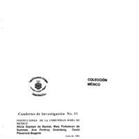 Instituciones de la Comunidad Judía de México