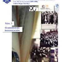 Cuadernos de Investigación, no. 05