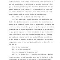 Entrevista de historia oral a: Torenberg, Jaya R. de, [Legajo 02]