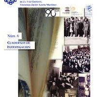 Cuadernos de Investigación, no. 06